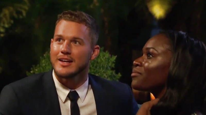 The Bachelor Spoilers: Colton Underwood - Tahjzoun