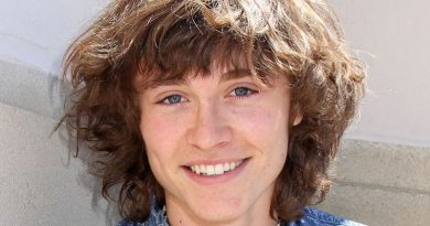 Young and the Restless Casting News: Reed Hellstrom (Tristan Lake Leabu)