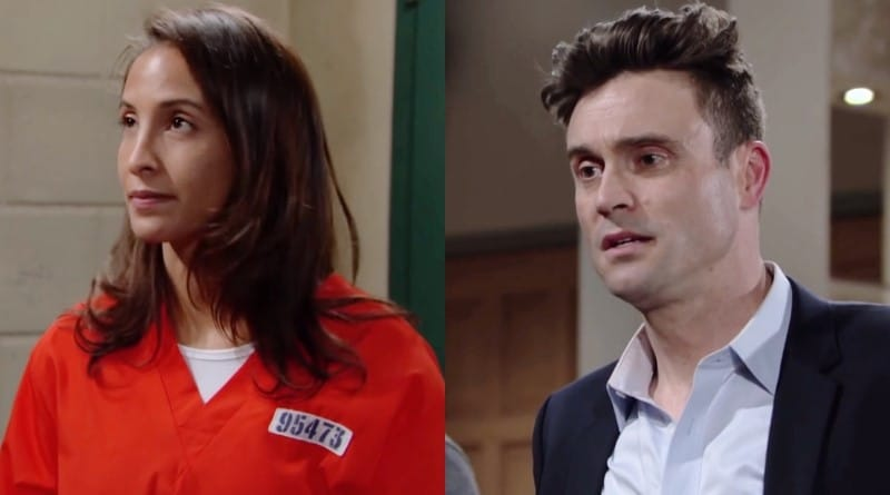 Young and the Restless Spoilers: Lily Winters (Christel Khalil) - Cane Ashby (Daniel Goddard)