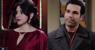 Young and the Restless Spoilers: Mia Rosales (Noemi Gonzalez) - Rey Rosales (Jordi Vilasuso)