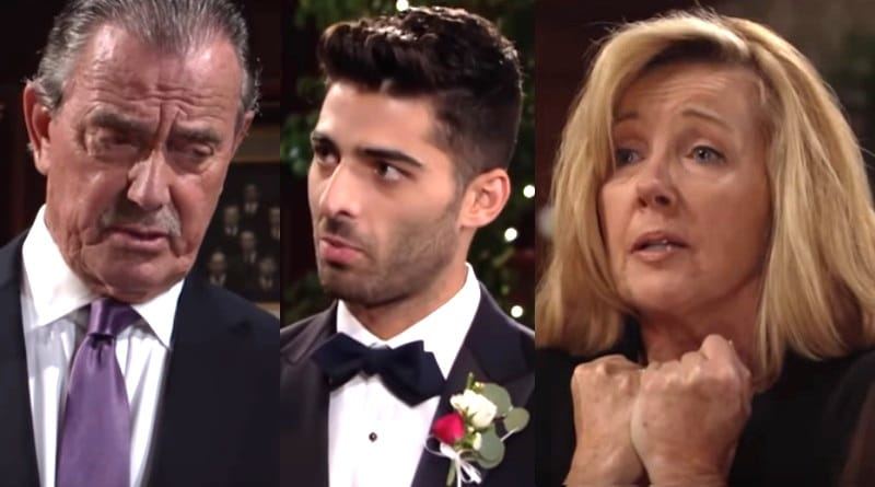 Young and the Restless Spoilers: Victor Newman (Eric Braeden) - Nikki Newman (Melody Thomas Scott) - Arturo Rosales (Jason Canela)
