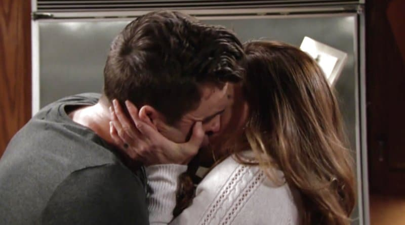 Young and the Restless Spoilers: Victoria Newman (Amelia Heinle) - Cane Ashby (Daniel Goddard)