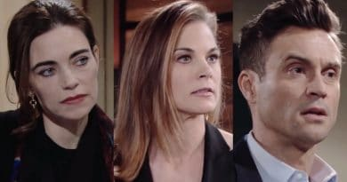 Young and the Restless Spoilers: Victoria Newman (Amelia Heinle) - Phyllis Abbott (Gina Tognoni) - Cane Ashby (Daniel Goddard)