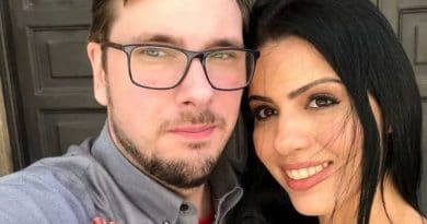 90 Day Fiance: Larissa Christina - Colt Johnson