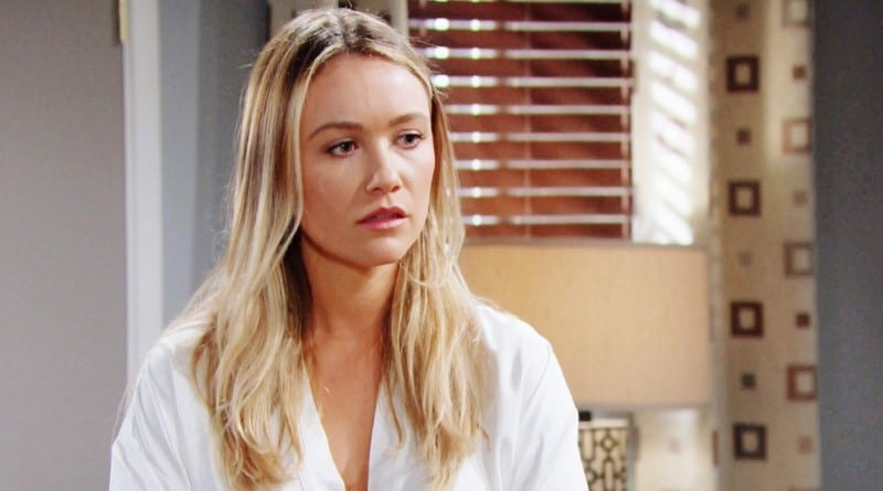 Bold and the Beautiful Spoilers: Florence Fulton (Katrina Bowden)