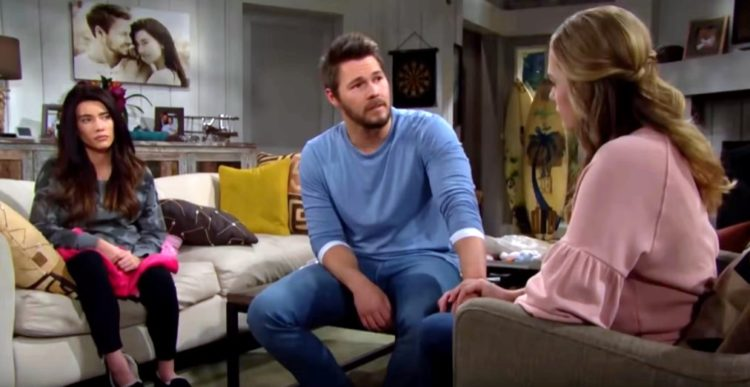 Bold and the Beautiful Spoilers - Steffy Forrester -Jacqueline MacInnes Wood - Liam Spencer- Scott Clifton- Hope Logan - Annika Noelle #3