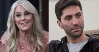 'Celebrity Big Brother': Dina Lohan - Nev Schulman