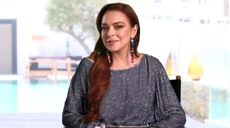 Celebrity Big Brother: Lindsay Lohan