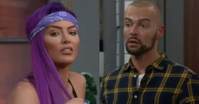 Celebrity Big Brother Recap: Natalie Eva Marie - Joey Lawrence