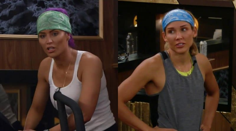Celebrity Big Brother Spoilers: Natalie Eva Marie - Lolo Jones