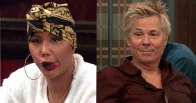 Celebrity Big Brother Spoilers: Tamar Braxton - Kato Kaelin