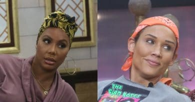Celebrity Big Brother Spoilers: Tamar Braxton, Lolo Jones