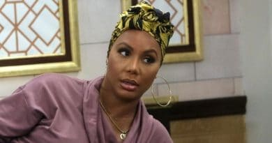Celebrity Big Brother: Tamar Braxton - Bold and the Beautiful