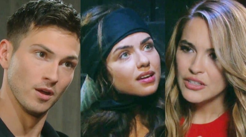 Days of Our Lives Spoilers: Ben Weston (Robert Scott Wilson) - Ciara Brady (Victoria Konefal) - Jordan Ridgeway (Chrishell Stause Hartley)