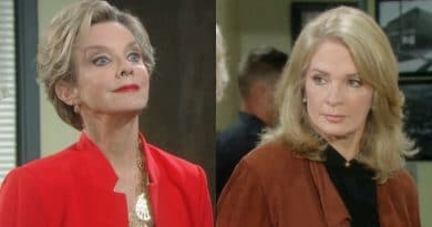 Days of Our Lives Spoilers: Diana Coooper (Judith Chapman) - Marlena Evans (Deidre Hall)