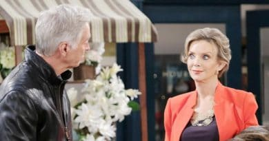 Days of Our Lives Spoilers: John Black (Drake Hogestyn) - Diana Colville (Judith Chapman)