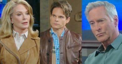 Days of Our Lives Spoilers: Marlena Evans (Deidre Hall) - Leo Stark (Greg Rikaart) - John Black (Drake Hogestyn)