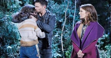 Days of Our Lives Spoilers: Ciara Brady (Victoria Konefal) - Ben Weston (Robert Scott Wilson) - Hope Brady (Kristian Alfonso)