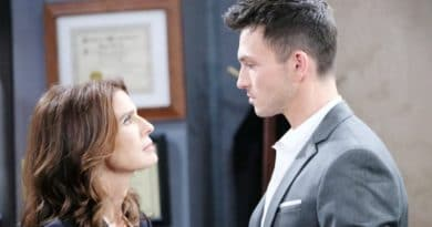 Days of Our Lives Spoilers: Hope Brady (Kristian Alfonso) - Ben Weston (Robert Scott Wilson)