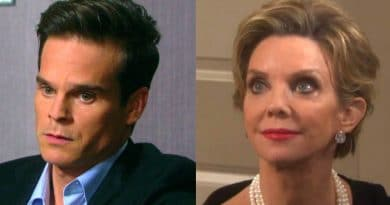 Days of Our Lives Spoilers: Leo Stark (Greg Rikaart) - Diana Cooper (Judith Chapman)