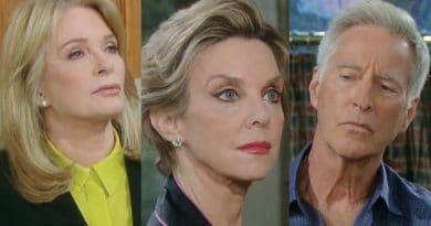 Days of Our Lives Spoilers: Marlena Evans (Deidre Hall) - Diana Cooper (Judith Chapman) - John Black (Drake Hogestyn)