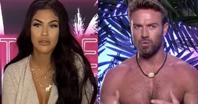 Ex On The Beach: Nicole Ramos - Chad Johnson