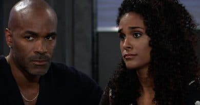 General Hospital Spoilers: Curtis Ashford (Donnell Turner) Jordan Ashford (Briana Henry)