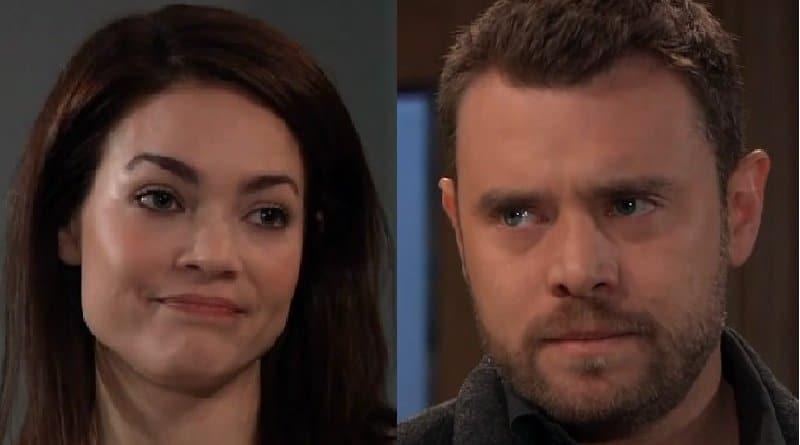 General Hospital Spoilers: Elizabeth Webber (Rebecca Herbst) Drew Cain (Billy Miller)