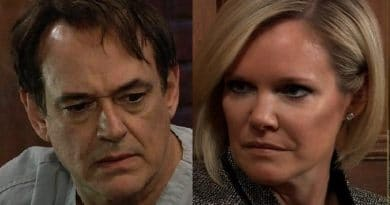 General Hospital Spoilers: Kevin Collins (Jon Lindstrom) Ava Jerome (Maura West)