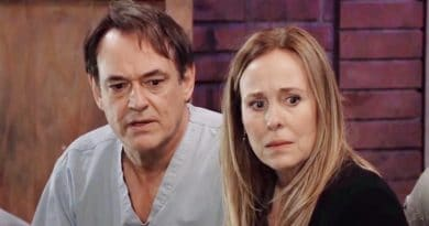 General Hospital Spoilers: Kevin Collins (Jon Lindstrom) - Laura Spencer (Genie Francis)