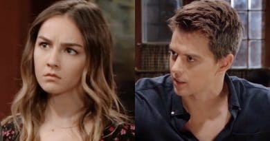 General Hospital Spoilers: Kristina Corinthos (Lexi Ainsworth) - Michael Corinthos (Chad Duell)