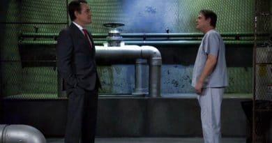 General Hospital Spoilers: Kevin Collins (Jon Lindstrom) - Ryan Chamberlain (Jon Lindstrom)