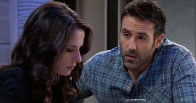 General Hospital Spoilers: Sam McCall (Kelly Monaco) - Shiloh Archer (Coby Ryan Laughlin)