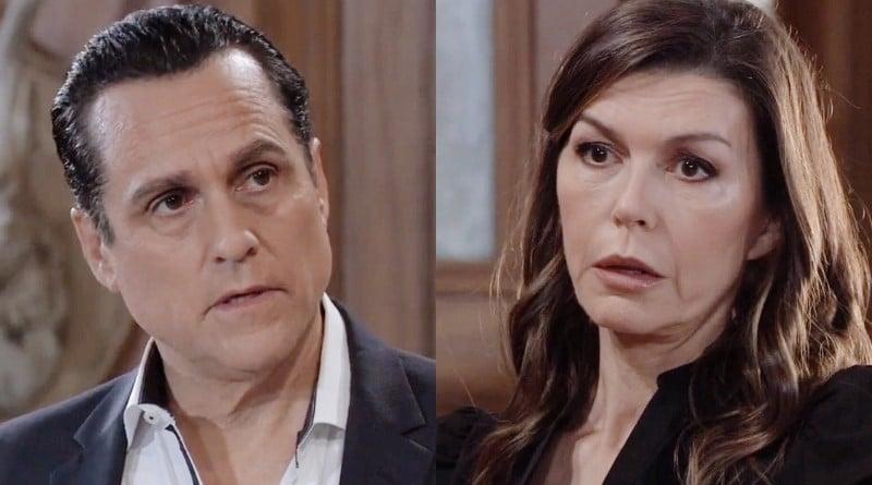 General Hospital Spoilers: Sonny Corinthos (Maurice Benard) - Anna Devane (Finola Hughes)