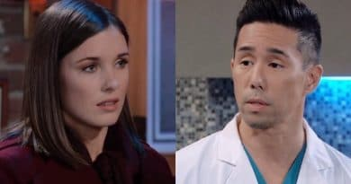General Hospital Spoilers: Willow Tait (Katelyn MacMullen) - Brad Cooper (Parry Shen)