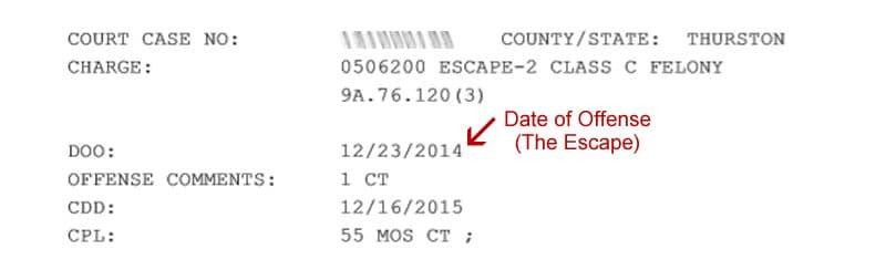Love After Lockup: Matt Frasier - Escape