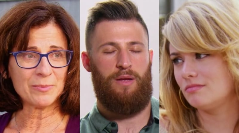 Married at First Sight: Lukes Mom - Luke Cuccurullo - Kate Sisk