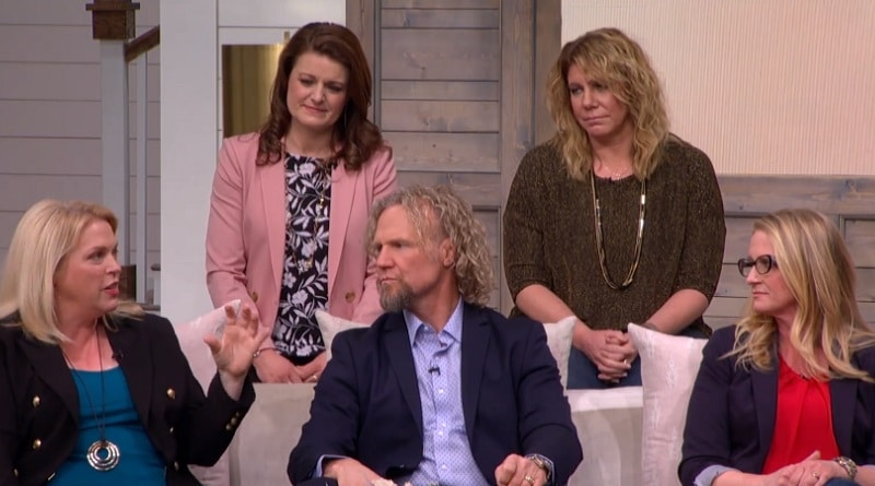 Sister Wives: Kody Brown, Meri Brown, Janelle Brown, Christine Brown, Robyn Brown