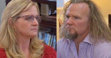 Sister Wives: Kody Brown - Christine Brown
