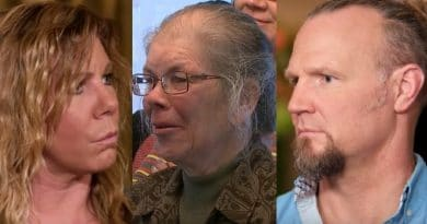 Sister Wives: Meri Brown - Bonnie Ahlstrom - Kody Brown