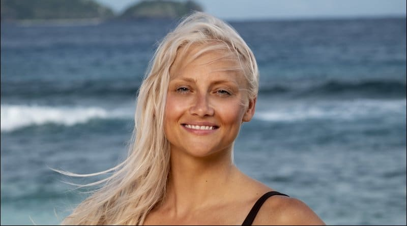 Survivor: Kelley Wentworth
