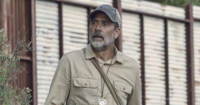 The Walking Dead Spoilers: Negan (Jeffrey Dean Morgan)