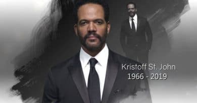 Young and the Restless: Kristoff St. John - Neil Winters