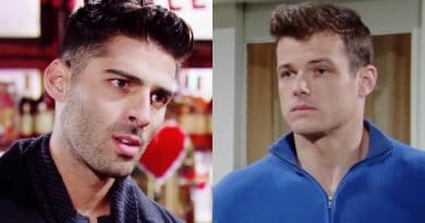 Young and the Restless Spoilers: Arturo Rosales (Jason Canela) - Kyle Abbott (Michael Mealor)