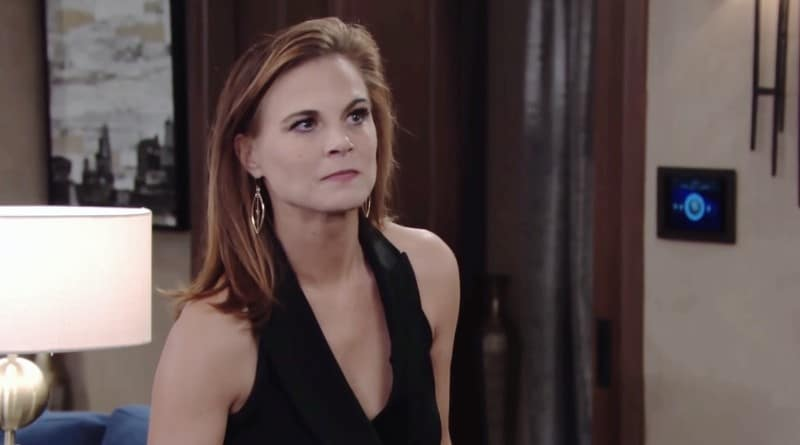 Young and the Restless Spoilers: Phyllis Abbott (Gina Tognoni)