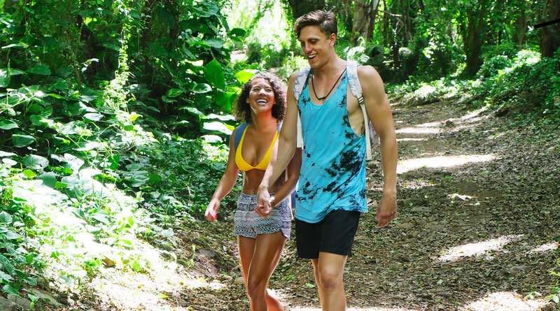 Temptation Island: Evan Smith - Morgan Lolar