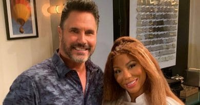 Bold and the Beautiful Spoilers: Bill Spencer (Don Diamont) - Chef Chambre (Tamar Braxton)