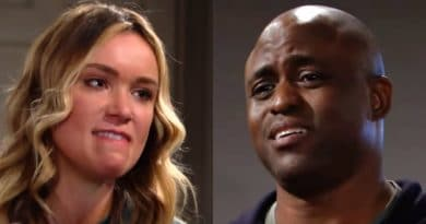 Bold and the Beautiful Spoilers: Flo Fulton (Katrina Bowden) - Reese Buckingham (Wayne Brady)