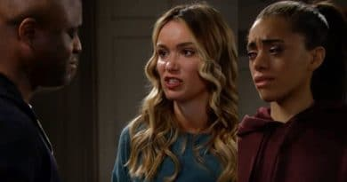 Bold and the Beautiful Spoilers: Reese Buckingham (Wayne Brady) - Zoe Buckingham (Kiara Barnes) - Flo Fulton (Katrina Bowden)