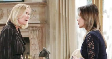 Bold and the Beautiful Spoilers: Taylor Hayes (Hunter Tylo) - Brooke Logan (Katherine Kelly Lang)